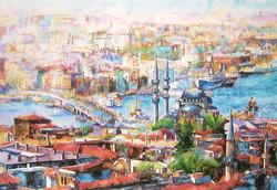 Istanbul Galata Scene