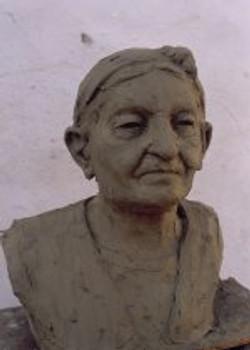 tn_Atanur's MOTHER Clay 50x42x24 1985