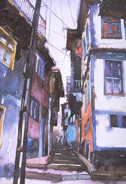 Street in Izmir2