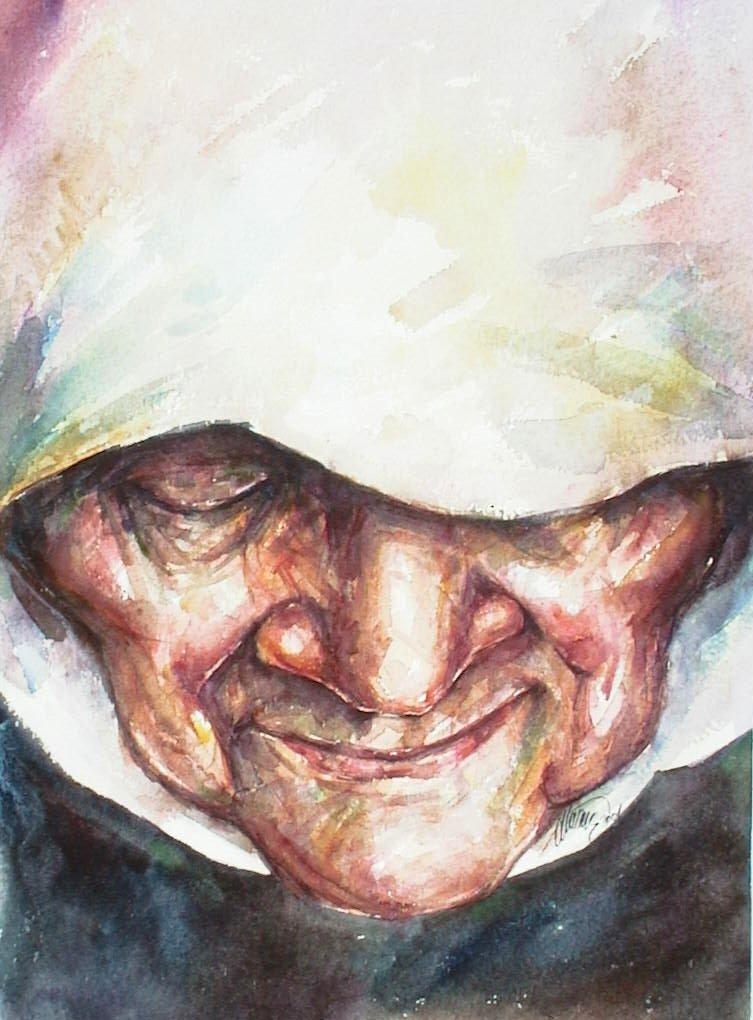 Ercan's grandma