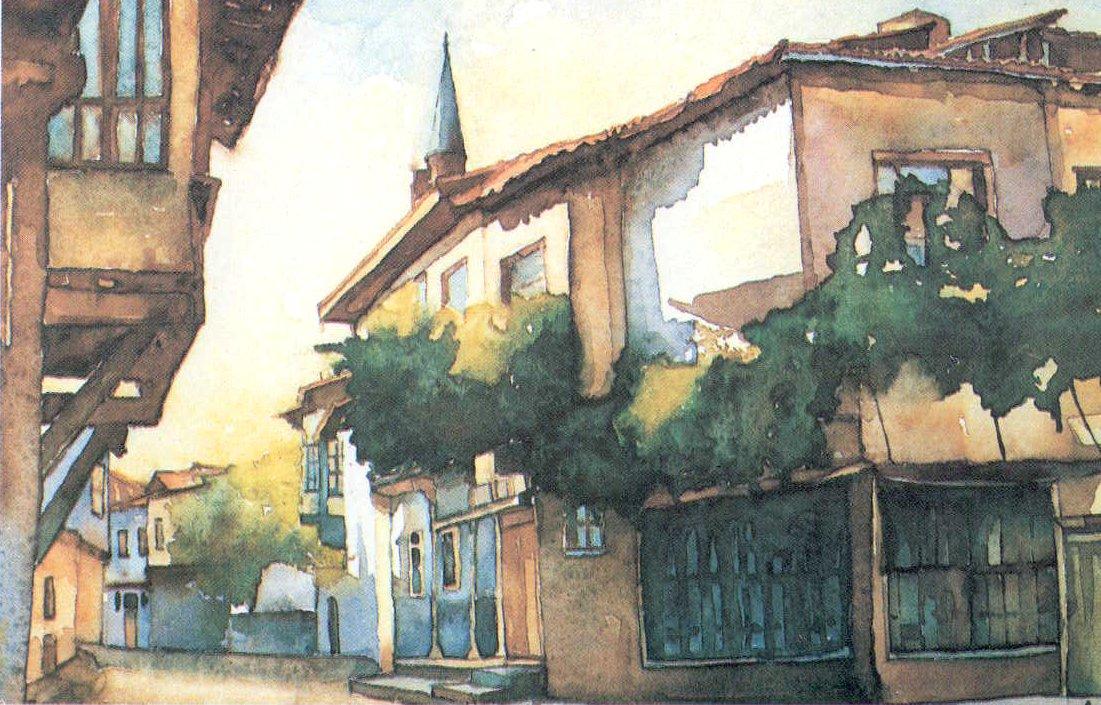 Street scene from Zile2