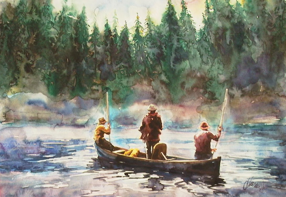 Fishing_in_at_lake