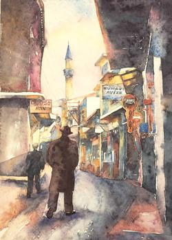 Fall in Izmir
