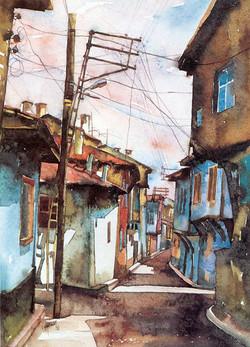 Street in Afyon2
