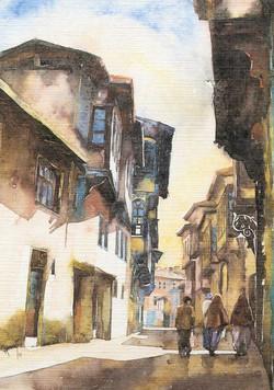 Ancient Kutahya Street