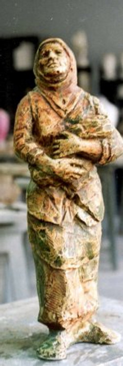 tn_Mother and child  60x10x07 cm 1985