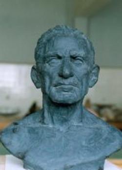 tn_Atanur's Father head 53x40x20 cm