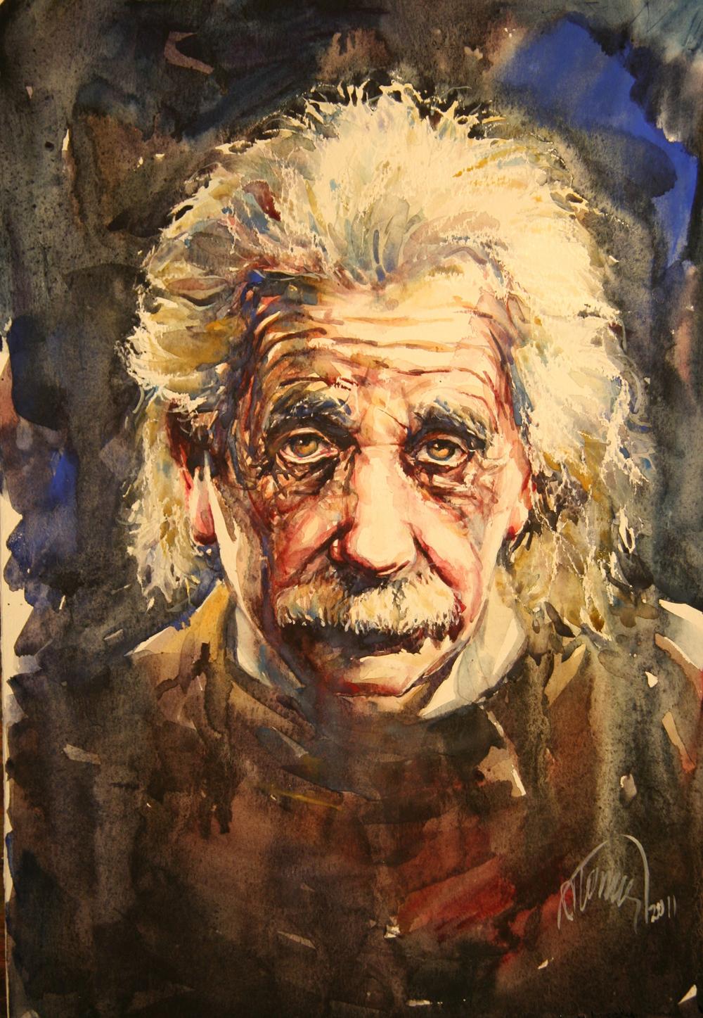 1aA. Einstein