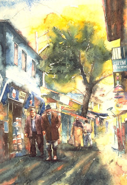 Market place in Izmir2