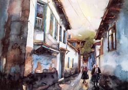 Women in Kula street
