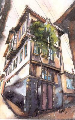 Old Turkish House