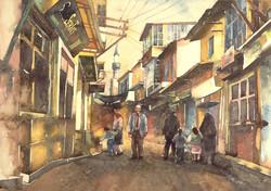Street in Izmir