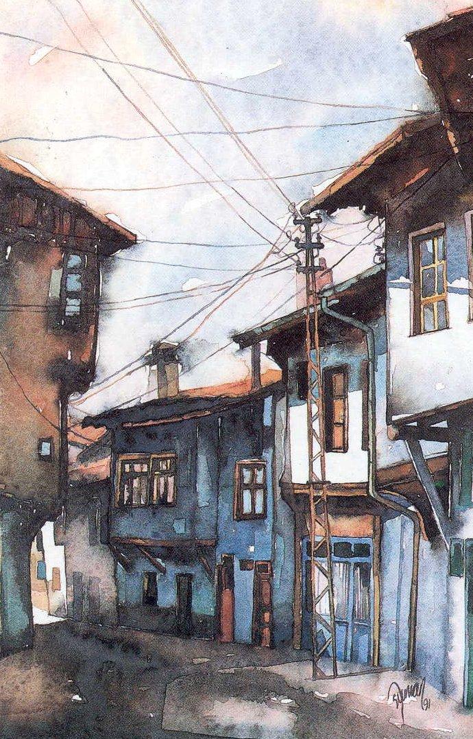 Kutahya street scene2