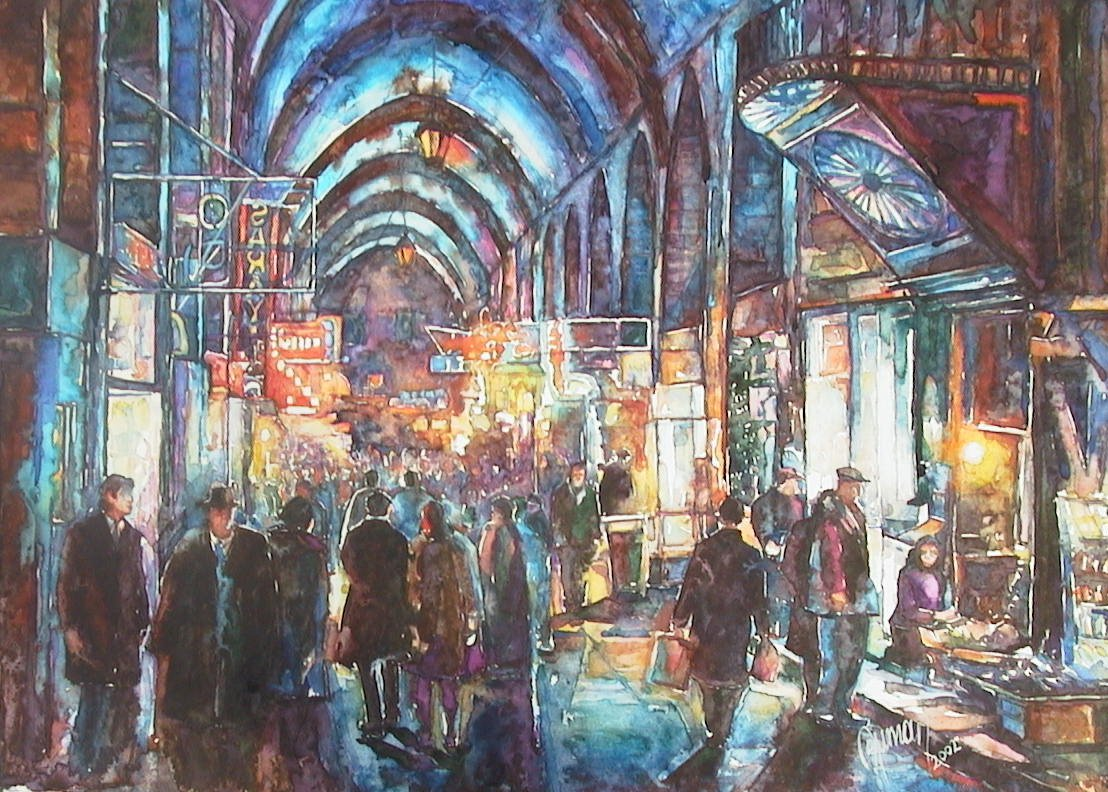 Grand Market, Istanbul