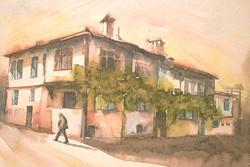 Street scene from Kutahya