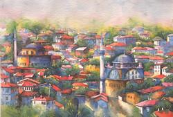 Mosques in Safranolu