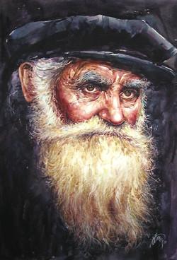 Dervish portrait