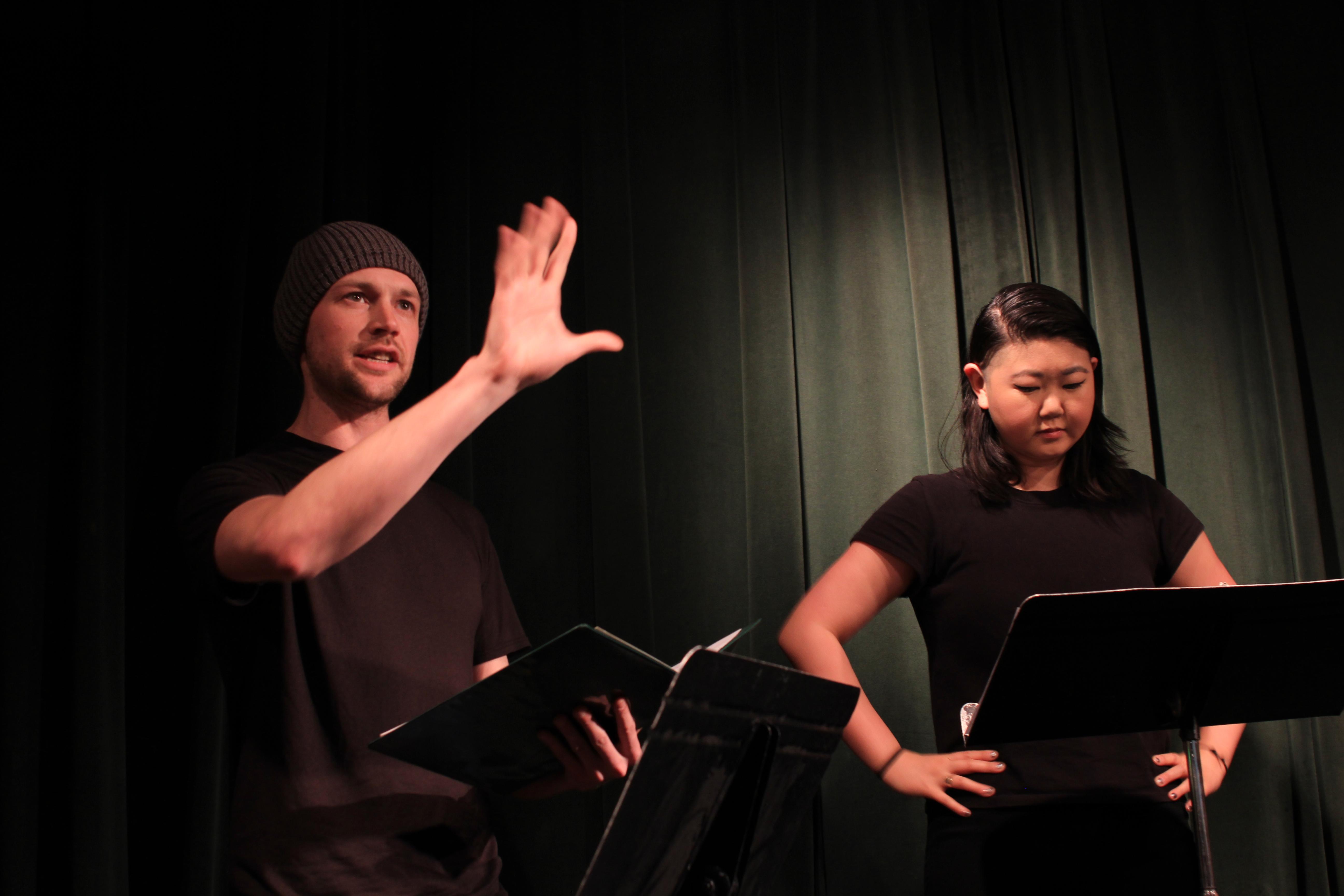 Ryan Desaulniers, Diane Chen