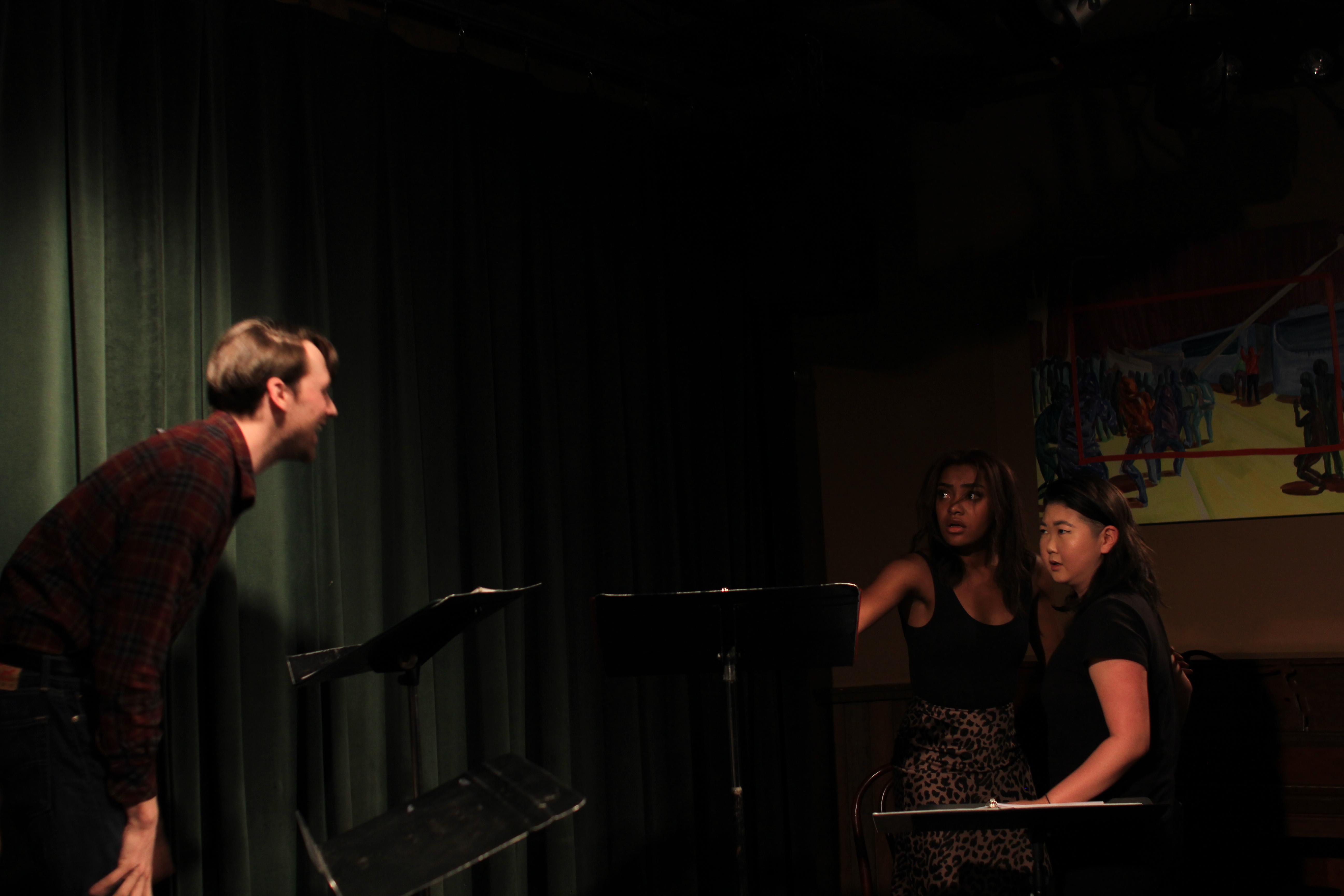 Ryan Desaulniers, Gabrielle Bullard, Diane Chen