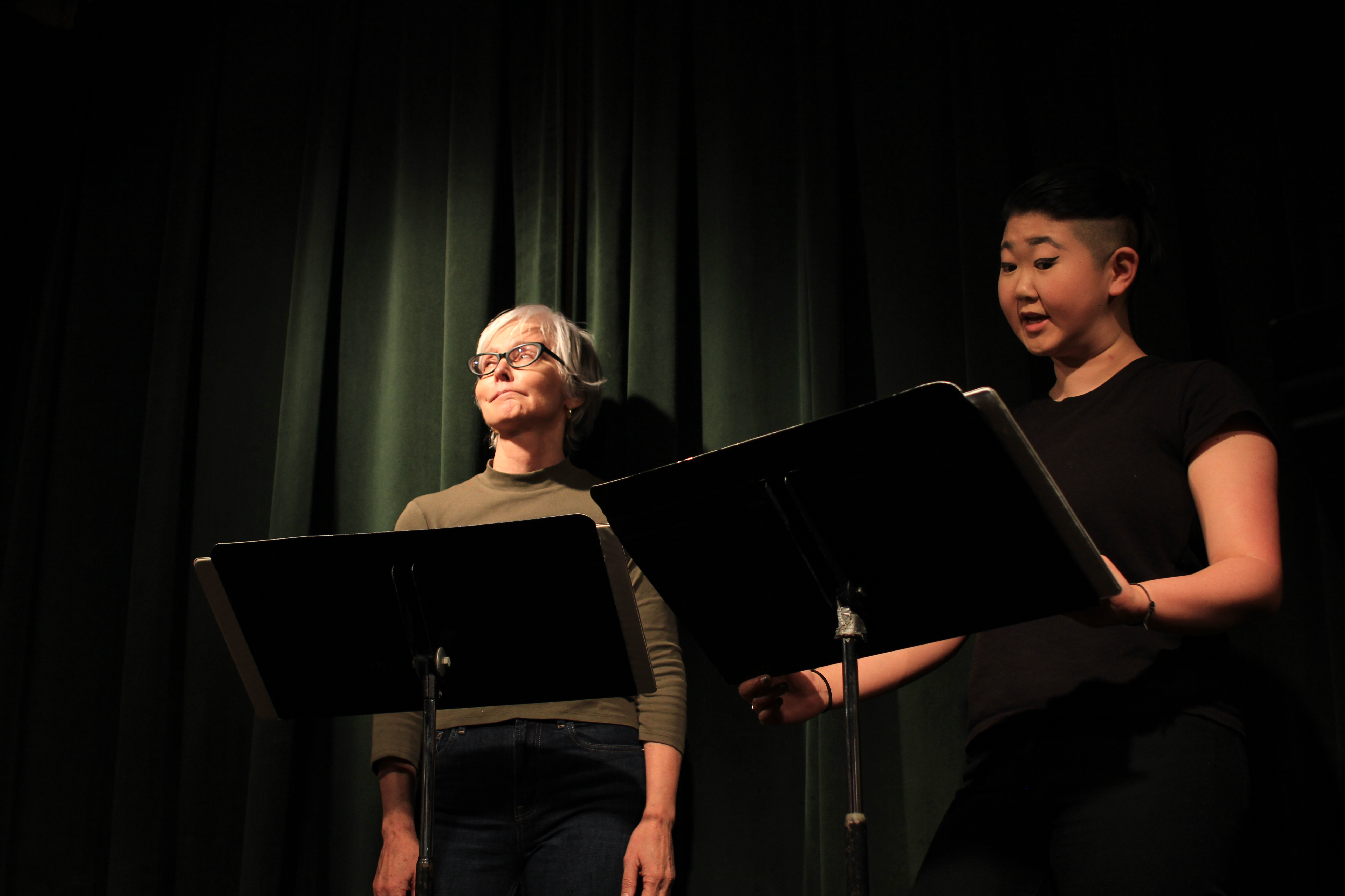 Elaine Davis, Diane Chen
