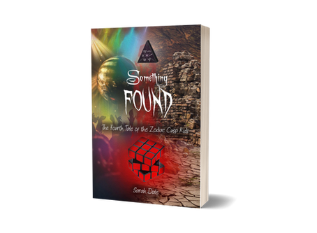 Something Found Cover Art Reveal!