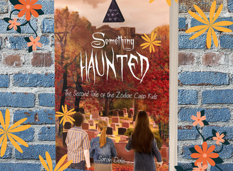Something Haunted Cover!