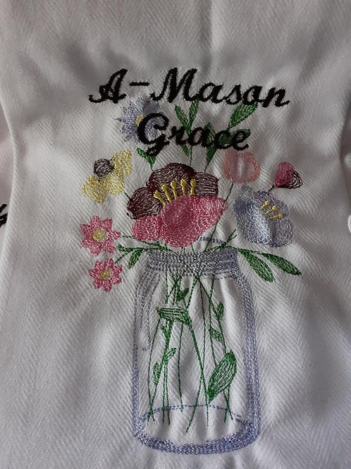 Dish Towel A Mason Grace