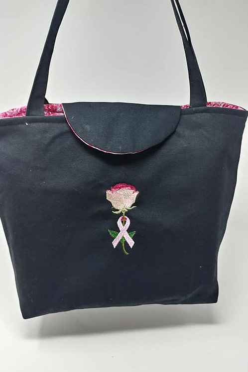 breast cancer awareness purse