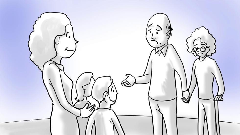 Video explains the benefits of retirement accounts.