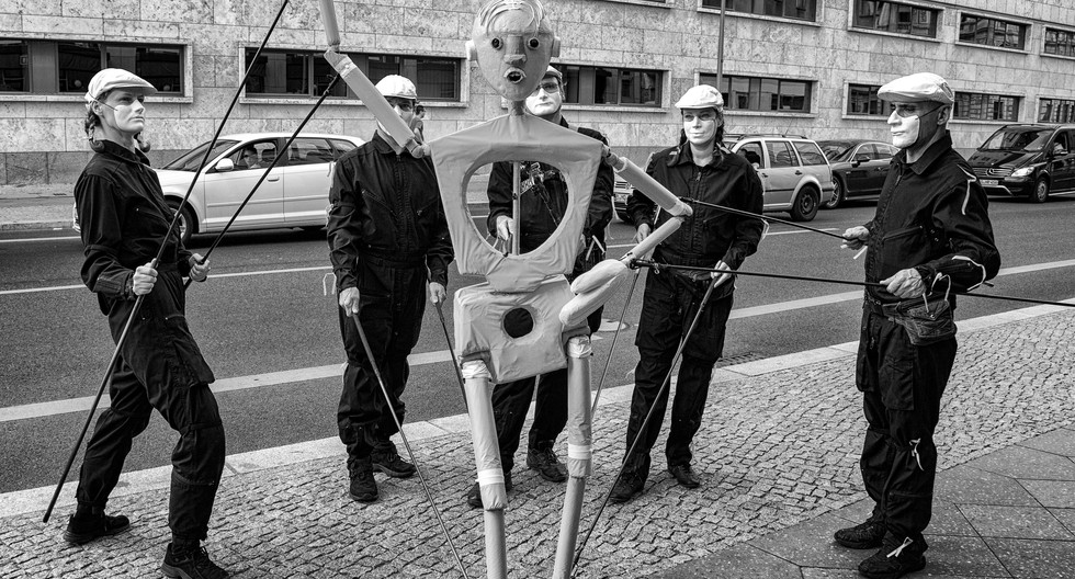 Unterhaltung in Berlin