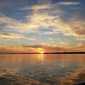 Sunset Caloosahatchee