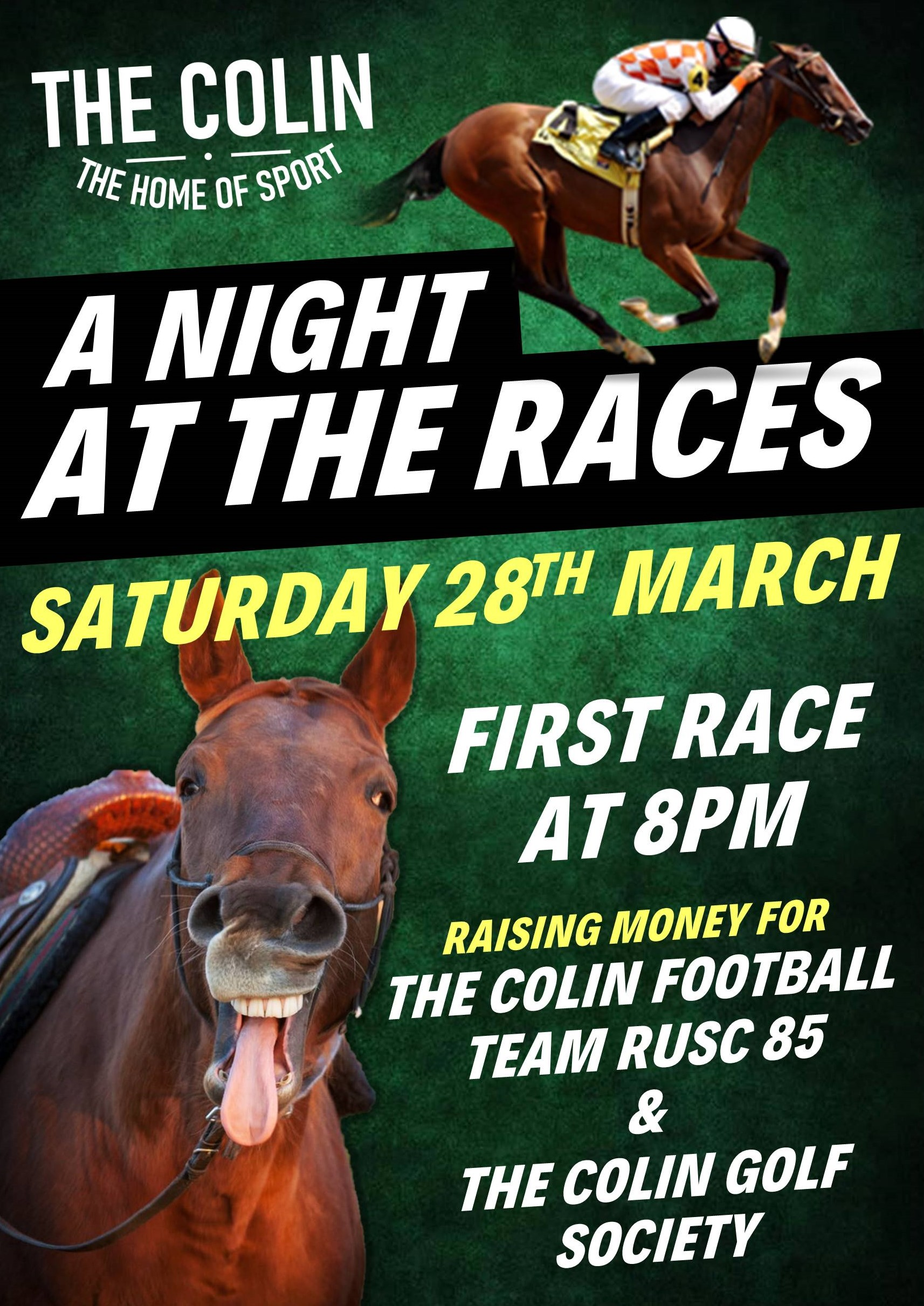 RACE NIGHT 2020