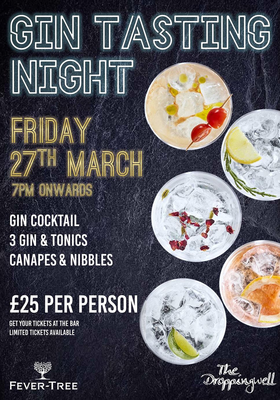 Gin Tasting Night Droppingwell.jpg