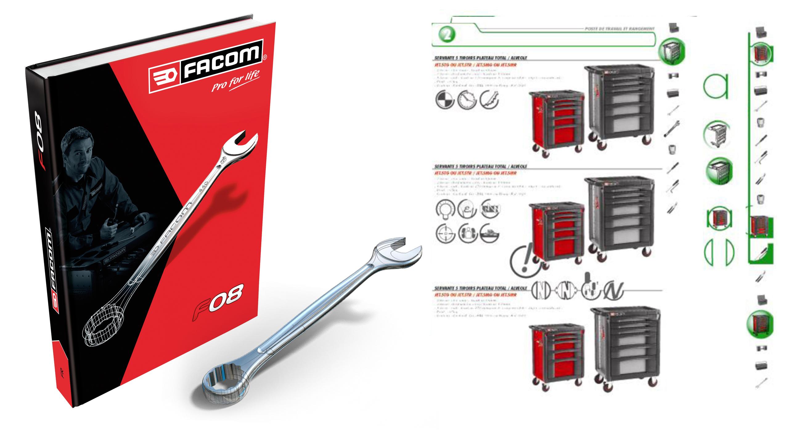 Catalogue Facom 2008