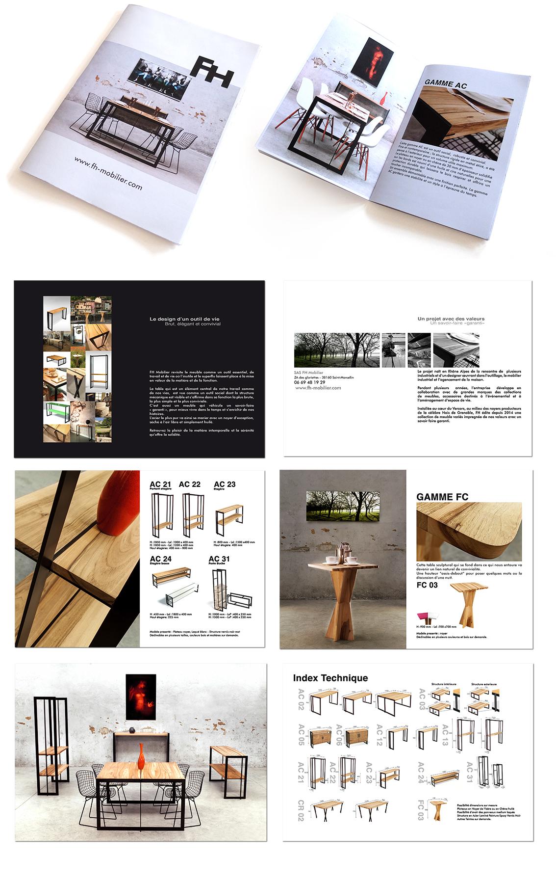catalogue FH mobilier