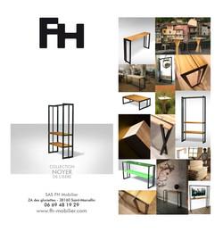 Flyer FH mobilier Maison&Objet
