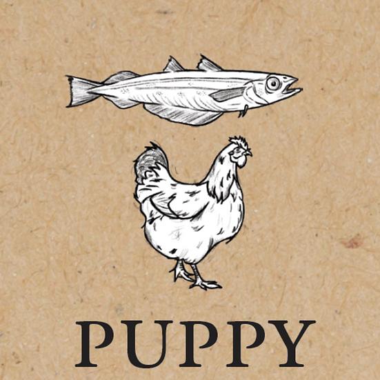 PUPPY - Sea Fish & Chicken