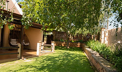 Camdeboo Place private garden suite accommodation