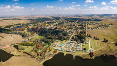 Dullstroom from above