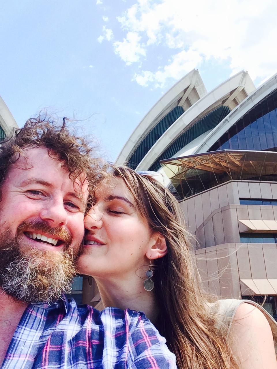 Emily Rigz and Neil Beaver