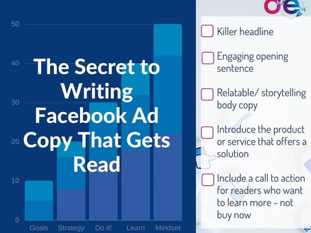 The Secret to Writing Facebook Ad Copy That Gets Read