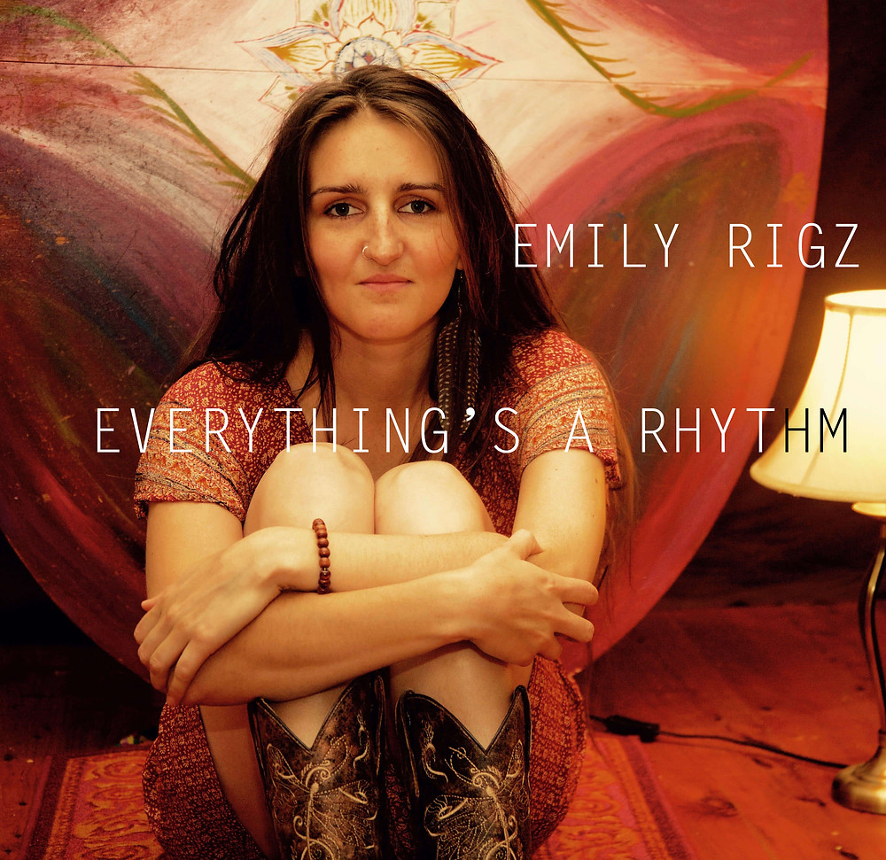 Emily Rigz, Everything's a Rhythm album cover