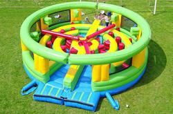 Spel F: Spinning wheel