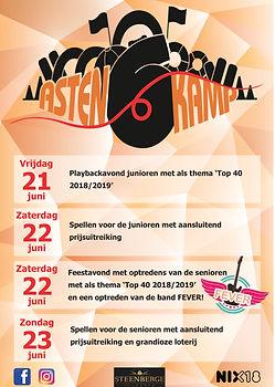 Zeskamp Asten 2019 poster
