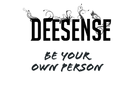 Be your own person with me