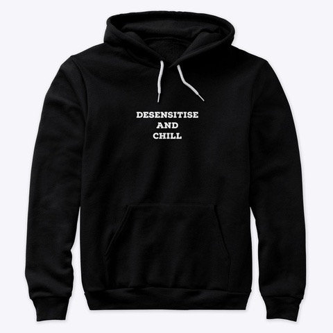 Premium slogan pullover hoodie