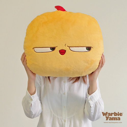 Warbie Plush Pillow