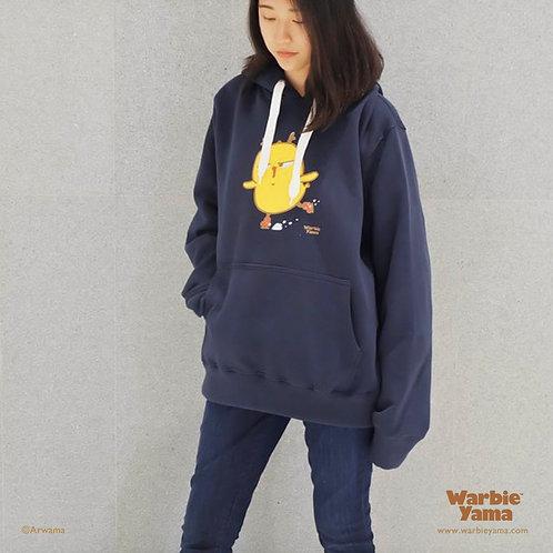 Warbie Ice Skate Hoodie