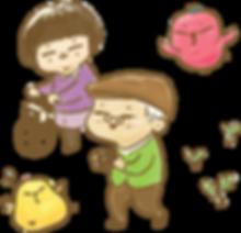 Warbie Yama Characters