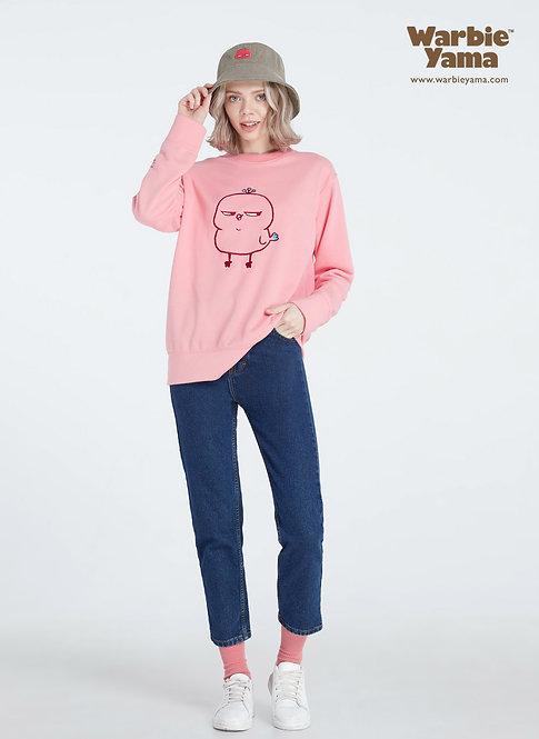 Phebie Sweatshirt (Pink)